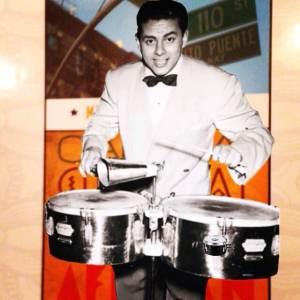 Tito Puente Image on Layar App