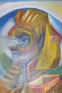 """Nafertiti's Vision"""