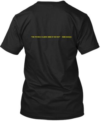 Futuristically Ancient T-shirts
