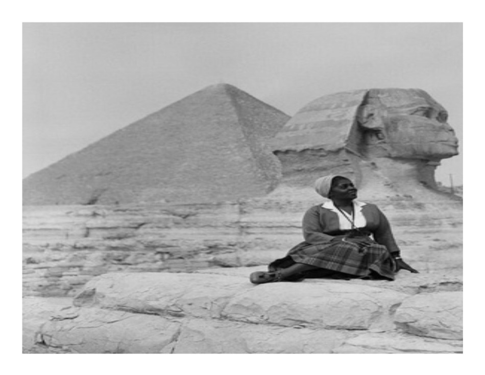Lucille and the Sphinx