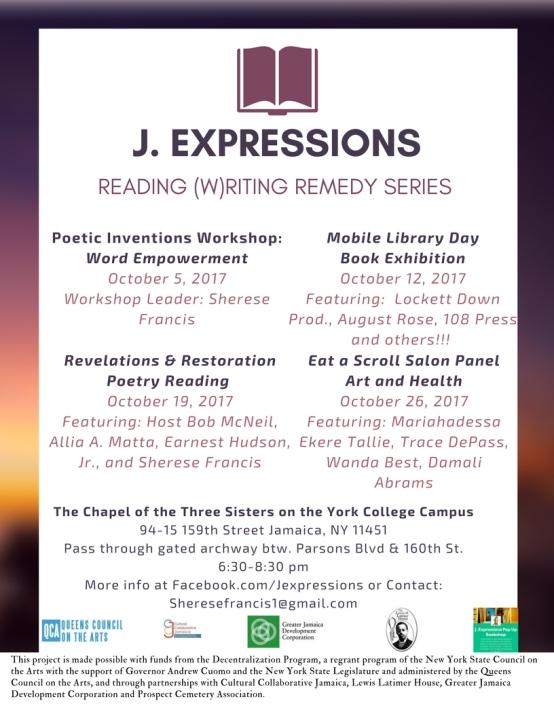 J. Expressions Flyer Final