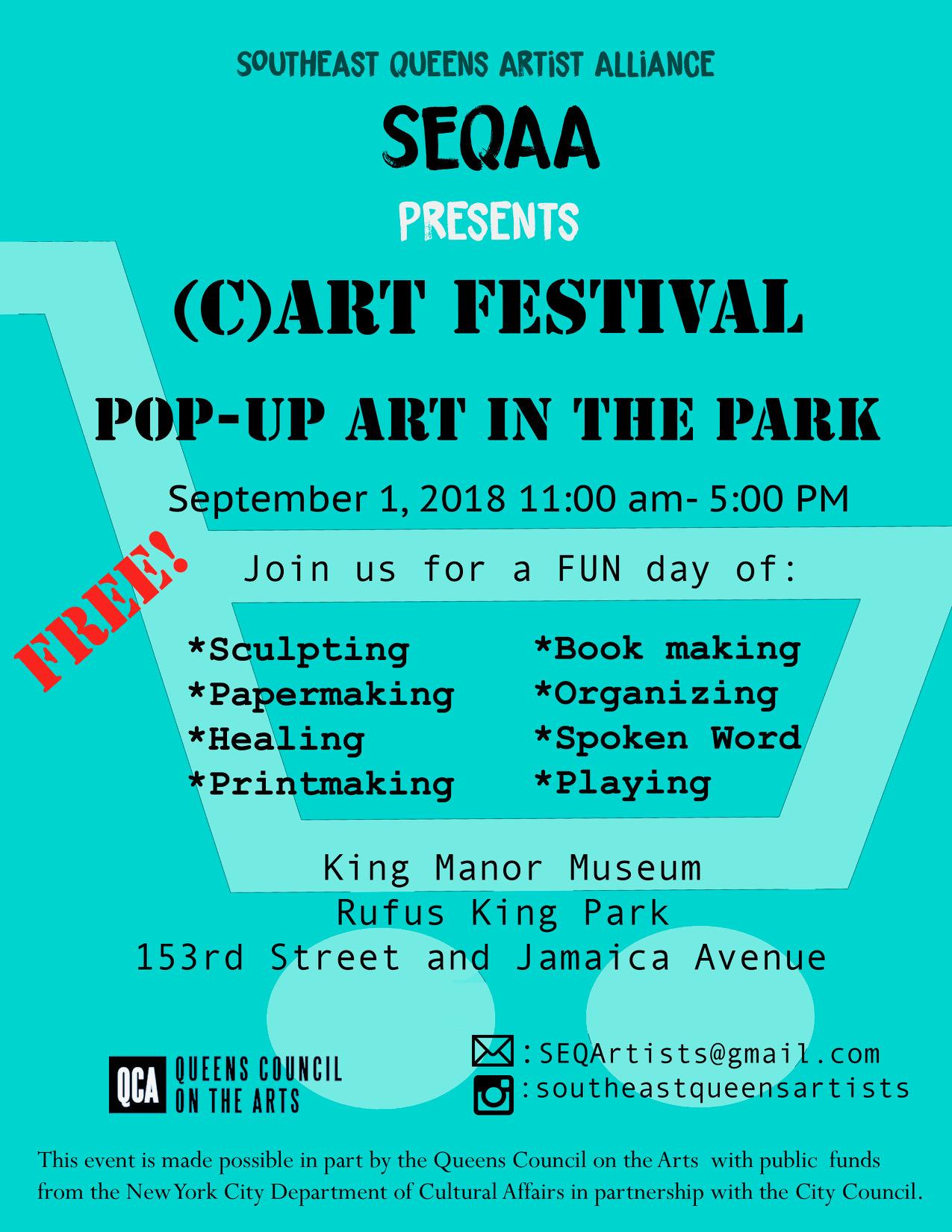 SEQAA (C)Art Fest