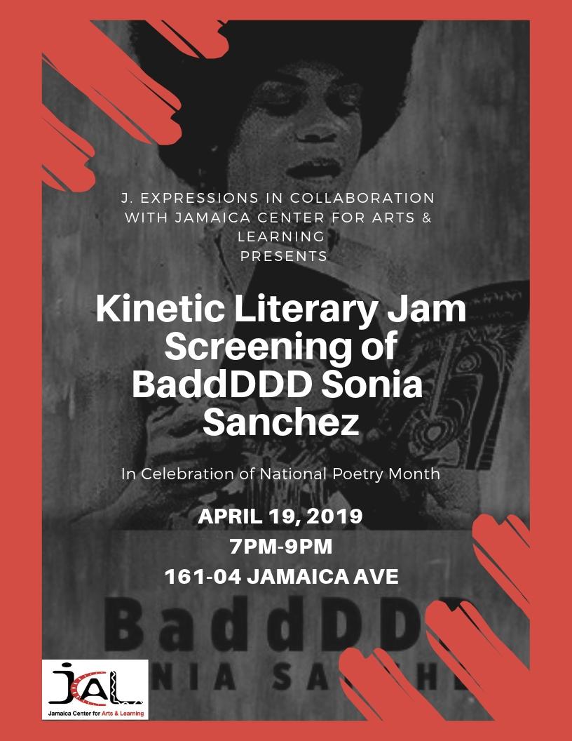 BaddDDD Sonia Sanchez Screening (3)