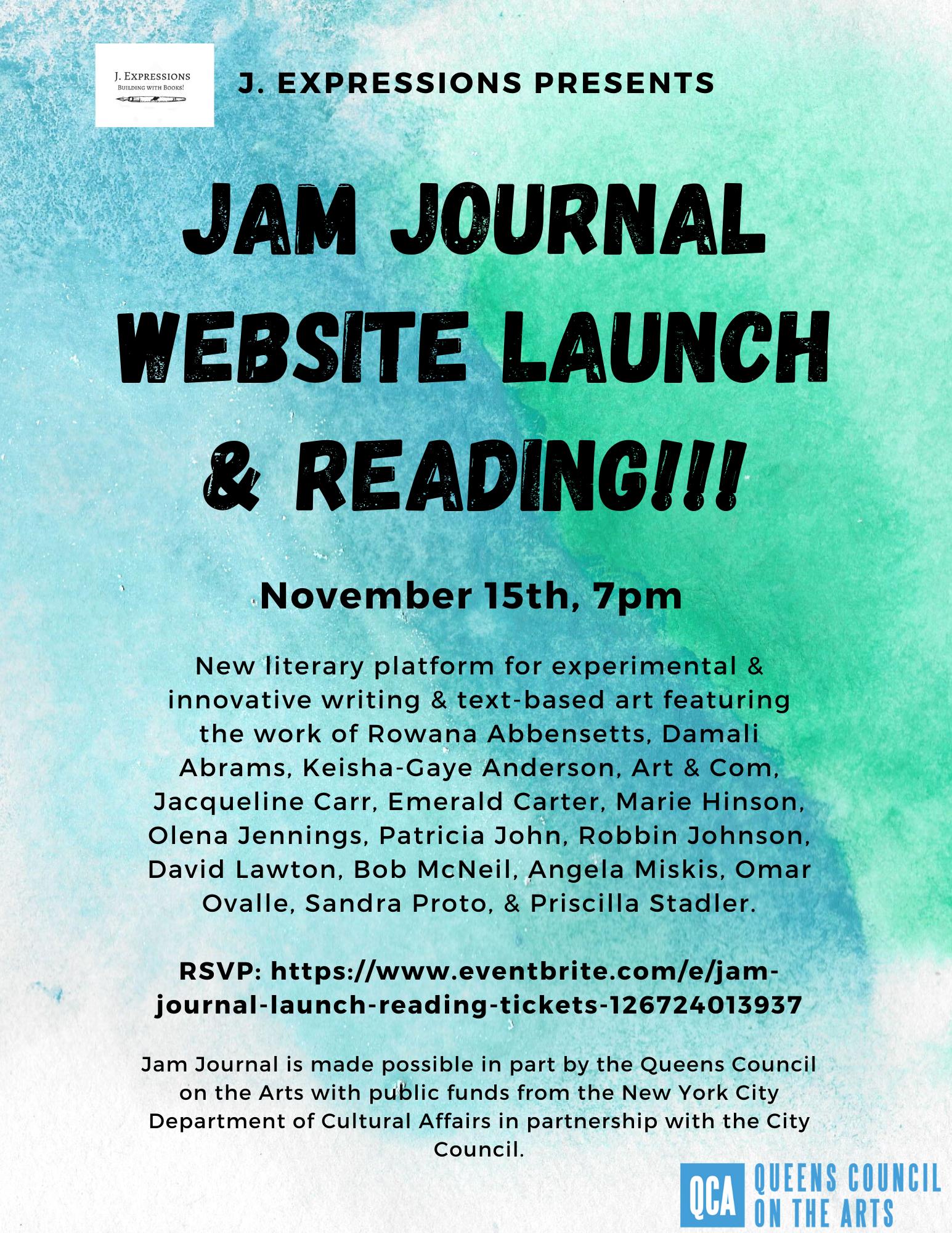 jam-journal-launch-flyer