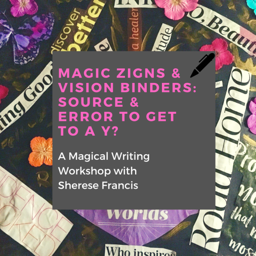 Magic Zigns & Vision Binders